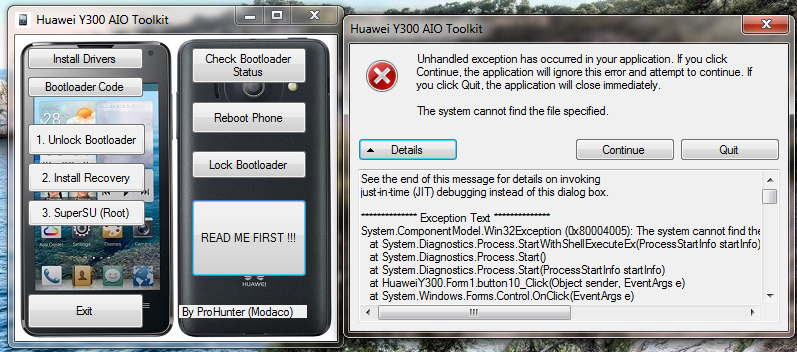 RECOVERY][ALL] Official TWRP 2 7 1 0 & Root [01/08/2014] - Page 19