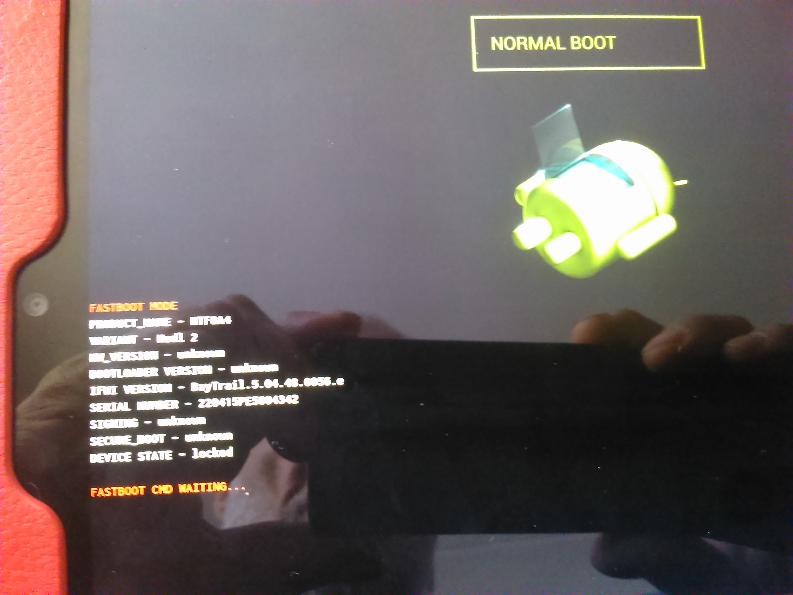5 1 updated Lost root - Tesco Hudl 2 - MoDaCo