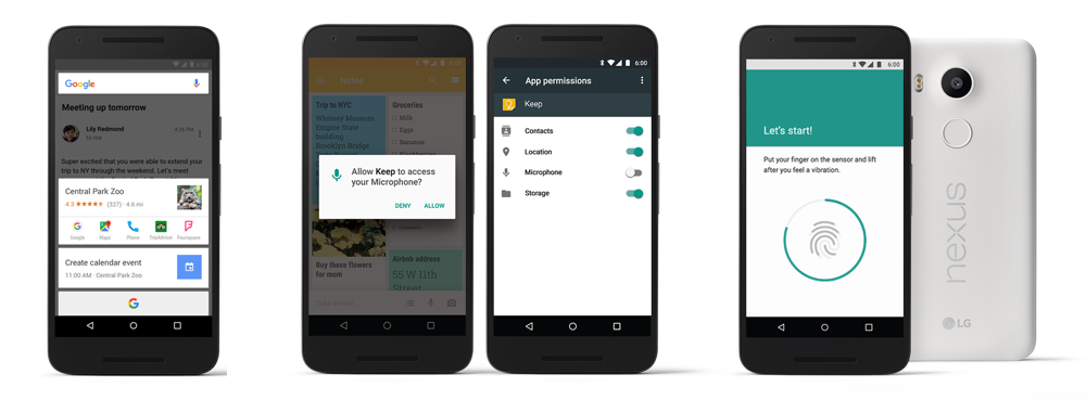 Nexus owners - come get your Marshmallow treat - Android ...