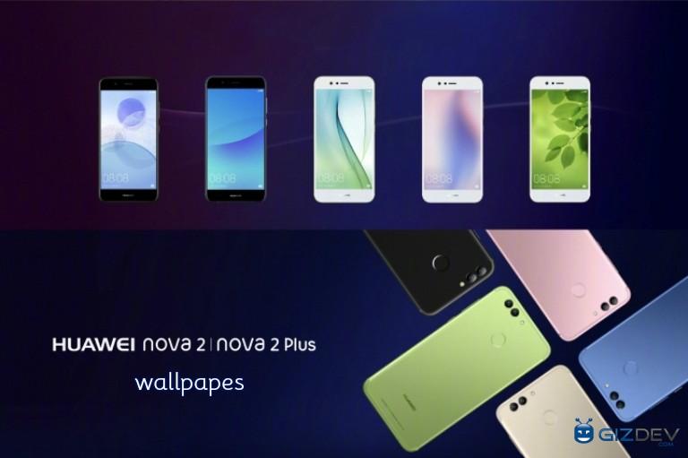 Download Huawei Nova 2 Stock Wallpapers - General Huawei Discussion